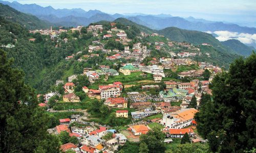 mussoorie tour featured image